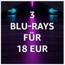 Amazon.de: 3 Blu-rays für 18€ (10.06. – 16.06.19)