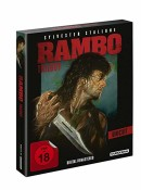 Amazon.de Tagesangebot: Rambo Filme im Angebot z.B. Rambo Trilogy / Uncut / [Blu-ray] für 14,97€ inkl. VSK
