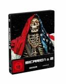 MediaMarkt.de: Gönn dir Dienstag z.B. Sicario 1+2 (Steelbook) [Blu-ray] für 14€