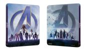 CeDe.de: Avengers Endgame (limitiertes Steelbook) [3D + 2D Blu-ray] für 20,49€ inkl. VSK