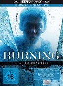Amazon.de: Burning 4-Disc Limited Collectors Edition Mediabook (4K Ultra HD + 2 Blu-rays + DVD) für 24,99€ + VSK
