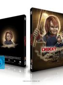 [Vorbestellung] MediaMarkt.de: Chucky 2 & 3 (limitierte Mediabooks Cover A+B) [Blu-ray + CD] für 34,99€ keine VSK