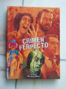 [Fotos] Crimen Ferpecto: Ein ferpektes Verbrechen – Mediabook auf 555 Stück limitiert, Cover A + B