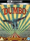 [Vorbestellung] Zavvi.com: Dumbo (Tim Burton) [4K UHD + Blu-ray Limited Steelbook) £32.99 (ca. 37€) + VSK