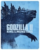 Amazon.de: Godzilla II King of the Monsters (Steelbook) [3D + 2D Blu-ray) für 26,89€ + VSK