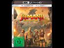 Saturn.de: Film Restposten u.a. Jumanji: Willkommen im Dschungel – (4K Ultra HD Blu-ray + Blu-ray) für 11€ inkl. VSK
