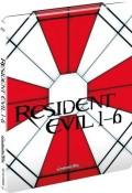 [Vorbestellung] Pretz-Media.at: Resident Evil 1-6 (Limited Steelbook Edition) [Blu-ray] für 39,99€ + VSK