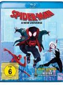 Amazon.de: Spider-Man: A new Universe [Blu-ray] für 9,99€ + VSK