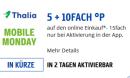 Thalia.de: 15-fach PB-Punkte am 01.07.19