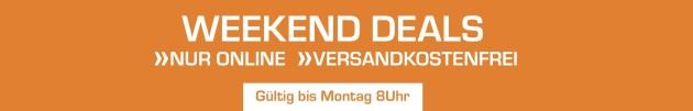 Saturn.de: Entertainment Weekend Deals u.a. mit Steelbooks für je 5€ inkl. VSK