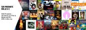 Saturn.de: 500 Produkte (Filme & Musik) für je 5€ (bis 05.08.19)