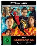 [Vorbestellung] Amazon.de: Spider-Man: Far From Home (Blu-ray Steelbook) für 23,99€ + VSK