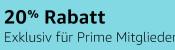 Amazon.de: 20% auf Warehouse Deals am Prime Day