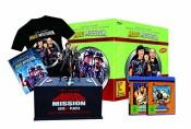 Amazon.de: Mad Mission HD (Mad Mission 1 + 5 – Figur mit Sockel inkl. Platzhalter für Teil 2-4, T-Shirt Größe L, 36-seitiges Booklet) limitiert auf 500 Stück!!! für 51,13€ inkl. VSK
