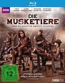 Amazon.de: Die Musketiere – Die komplette zweite und dritte Staffel [Blu-ray] für je 7,99€ + VSK