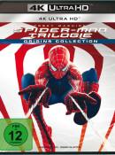 Saturn.de Entertainment Weekend Deals – z.B. Spider-Man Trilogie 4k [3 UHD Blu-ray] für 29€ inkl. VSK