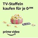 Amazon Prime Video: TV-Staffeln kaufen für je 0,99€ (Nur für Prime-Mitglieder)