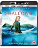 Zoom.co.uk Weekend Deals – z.B. The Shallows 4k [UHD + Blu-ray] für 10,03€ + VSK