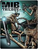 Zavvi.de: Men In Black Trilogie [4k Ultra HD] [Zavvi UK Exklusives Limited Edition Steelbook] für 14,99€ inkl. Versand