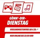 MediaMarkt.de: Gönn Dir Dienstag – Media- & Steelbooks ab 7€