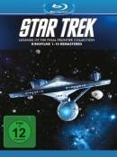 Amazon.de: Star Trek 1-10 [Blu-ray] für 34,85€ inkl. VSK