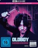 Amazon.de: Oldboy – Limited SteelBook (4K Ultra HD/HD) (+ Blu-ray 2D) (+ 2 Bonus-Blu-rays) für 19,99€ + VSK