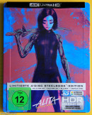 [Review] Alita – 4K Limited Collector's Edition Steelbook