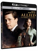 Amazon.es: Allied – Vertraute Fremde [4K UHD + Blu-ray] für 8,50€ inkl. VSK uvm.