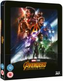[Vorbestellung] Zavvi.de: Avengers – Infinity War (3D Lenticular Steelbook) [3D + 2D Blu-ray] 32,99€ keine VSK