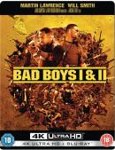 Zavvi.com: Bad Boys 1&2 [4K UHD Blu-ray] für 19,99 GBP inkl. VSK & Planet Of The Apes Trilogy [4K UHD Blu-ray] für 17,99€ + VSK