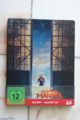 [Review] Captain Marvel – 3D Steelbook