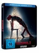 Amazon.it: Deadpool 2 Steelbook [Blu-ray] für 15,05€ + VSK