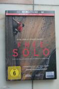 [Review] Free Solo – 4K Mediabook