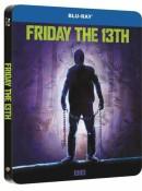 Amazon.fr: Friday the 13th (Freitag der 13.) [Blu-ray Steelbook] 9,99€ + VSK