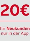 Otto.de: 20€ Gutschein in der App und Gratis-Lieferung-Flat bis Ende 2019 für Neukunden