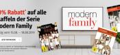 Müller.de: 50% Rabatt auf alle Staffeln der Serie Modern Family (Aktion gültig bis 18.08.2019)