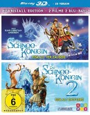 Amazon.de: Die Schneekönigin 1+2 – Box 3D Blu-ray für 4,45€ + VSK