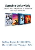 Amazon.fr: Angebotswoche (Semaine de la vidéo) bis 09.09.2019