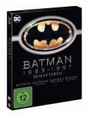 Amazon.de: Batman 1-4 (Remastered) [Blu-ray] 11,97€ + VSK