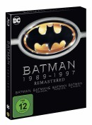 Amazon.de: Batman 1-4 (Remastered) [Blu-ray] 13,97€ + VSK