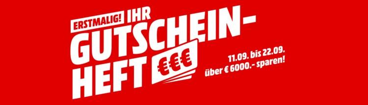 MediaMarkt.de: Gutscheinheft mit über 6.000 € Ersparnis u.a. 3 für 2 TV Serien Aktion (DVDs, Blu-rays, 4K Blu-rays & Komplettboxen)