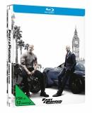 Amazon.de: Fast & Furious: Hobbs & Shaw (Limitiertes Steelbook) [Blu-ray] für 21,59€ + VSK