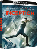 [Vorbestellung] Zavvi.de: Inception (Steelbook) [4K UHD + Blu-ray] für 29,99€ + VSK