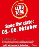 MediaMarkt.de: Club Deals (14.07.2020, 20 Uhr bis 20.07.2020, 9 Uhr)