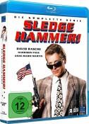 [Vorbestellung] Amazon.de: Sledge Hammer – Die komplette Serie (Episode 01-41 + Pilot) [Blu-ray] für 43,91€ inkl. VSK