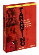 Saturn & Amazon.de: Tarantino Collection [DVD] für 6,99€ + VSK