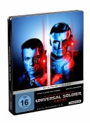 Amazon.de / Saturn.de: Universal Soldier (Steelbook) [4K UHD + Blu-ray] 17,99€ + VSK