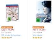 Amazon.de: Sommer-Schluss-Angebote mit Club der roten Bänder bzw. Serien reduziert (nur heute gültig)