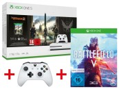 Lidl.de: Microsoft Xbox One S 1TB Tom Clancy's: The Division 2 Bundle + MICROSOFT XBOX ONE S WIRELESS CONTROLLER WEIß + ELECTRONIC ARTS BATTLEFIELD V (XBOX ONE) für 219€ + VSK