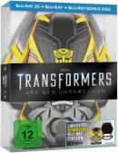 Media-Dealer.de: Transformers – Ära des Untergangs – Blu-ray 3D + 2D + Bonus BD / Limitierte 3D Bumblebee Blu-ray Edition (Blu-ray) für 8,88€ + VSK u. Mediabooks für 4,99€ + VSK